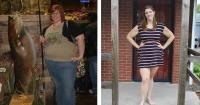 Una revista le pidio que escribiera su experiencia de bajar 77 kilos y asi fue como la discriminaron