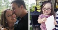 El médico le dijo que abortara porque su hija tenía Síndrome de Down y así le respondió esta madre