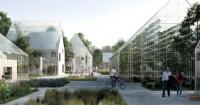 Este futurista ciudad generará su propia energía, cultivará su propia comida y reciclará su basura
