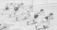 El olvidado dibujo que hace 80 años predijo cómo serían los Juegos Olímpicos en el 2000
