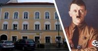 Esta es la casa donde nació Hitler en Austria y no tienen buenos planes para ella