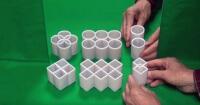 ¿Curvo o cuadrado? La ilusión óptica donde los objetos cambian de forma frente a tus ojos