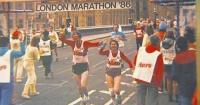 En 1986 corrieron su primera maratón y jamás se imaginaron lo que harían 30 años después