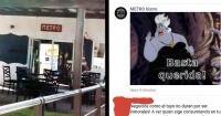 """La épica respuesta de un restaurante a un cliente homofóbico que se quejó por """"mesas gay"""""""