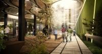 Así de espectacular será el primer parque de la historia completamente construido bajo tierra