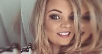 Recibió brutal comentario de su abuela luego que subiera esta selfie a su Facebook