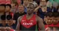 El atleta olímpico que aprendió a lanzar la jabalina viendo videos de YouTube