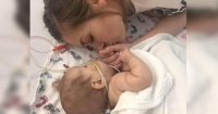 La sorprendente donación de una madre tras la muerte de su bebé
