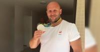 El atleta olímpico que quiere deshacerse de la medalla que recién ganó en Río 2016