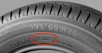 ¿Sabes qué significan esos raros números y letras que hay en los neumáticos? Esta es la explicación