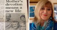 Le dijeron que viviría hasta los 30 años, pero un riñón de 100 años la hizo sobrevivir