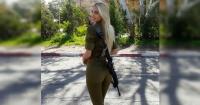 La sexy soldado israelí que tiene al mundo impactado con su envidiable anatomía