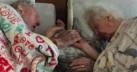 Se amaron durante 77 años y así se despidió su esposo de ella