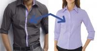 ¿Sabes la razón por la que los botones de las camisas de hombre y mujer están en lados opuestos? ¡Te contamos!