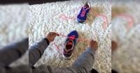 El sencillo truco que le podrás enseñar a tus hijos para atarse los cordones