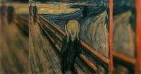 """Revelan el secreto mejor guardado de la pintura """"El grito"""""""