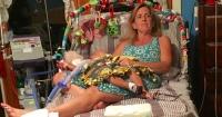 Esta mujer adopta niños que nadie quiere tener