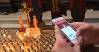 Youtuber jugó Pokémon Go dentro de una iglesia y le caerán las penas del infierno
