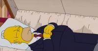 Así podría ser el capítulo final Los Simpson en su última temporada