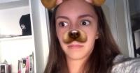 Grababa un video para Snapchat y se encontró con una aterradora sorpresa