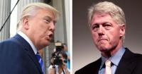 """Salen a la luz inéditas fotos de Clinton y Trump que demuestran su antigua """"amistad"""""""