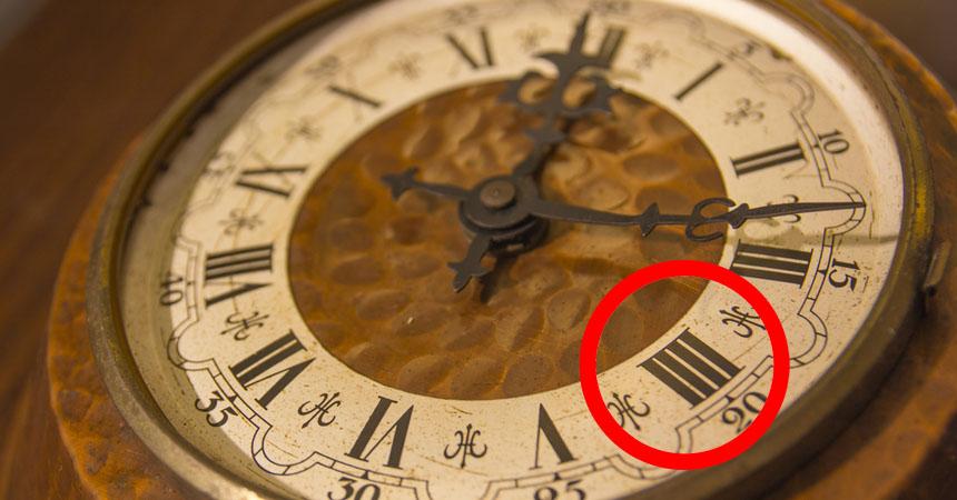 d9e534cbb21b Por qué algunos relojes marcan el número 4 como