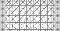 ¿Ves los 12 puntos negros al mismo tiempo? La ilusión óptica que la mayoría es incapaz de entender