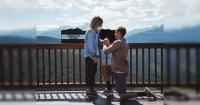 Pareja se comprometió y se casó el mismo día: esta es su fantástica historia
