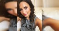 Demi Lovato impactó a sus fanáticos con drástico cambio de look