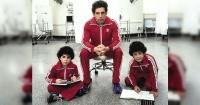 """Así lucen los hijos de Ben Stiller en """"Los excéntricos Tenebaums"""" a 15 años del estreno"""