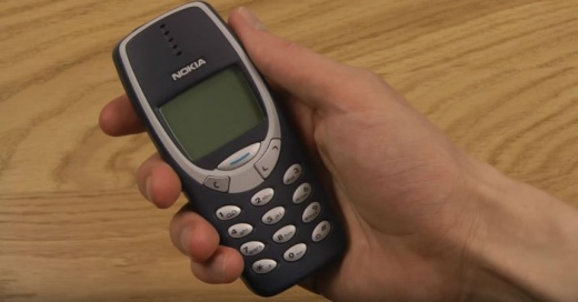 ¡Increíble! Un campesino logró instalar WhatsApp en un viejo Nokia 3310