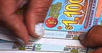 Quiso demostrar que jugar a la Lotería era una pérdida de dinero y se ganó un millón de dólares
