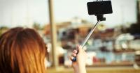 Se tomó una selfie en un peligroso lugar y el resultado es perturbador