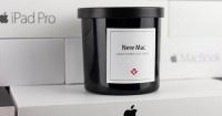 Crean una vela con olor a Mac nuevo y este es su absurdo precio