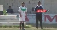 ¡Para aplaudir de pie! Joven con Síndrome de Down debutó en el fútbol