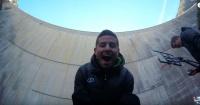 ¡Nada es imposible! rompe récord mundial al encestar desde 180 metros de altura