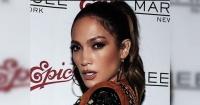Jennifer Lopez encendió las redes sociales con una foto de su famoso atributo físico