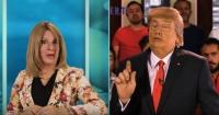 Comediante latino la rompe con genial imitación de Donald Trump y la Doctora Polo