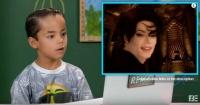 La notable reacción de estos niños al escuchar por primera vez temas de Michael Jackson