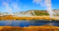 El trágico final del chico que cayó en las aguas termales ácidas del Parque Yellowstone