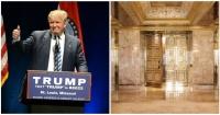 Así es el interior del lujoso penthouse de 100 millones de dólares de Donald Trump