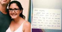 Envió una carta a sus vecinos por hacer mucho ruido cuando tenían sexo y recibió una insólita respuesta