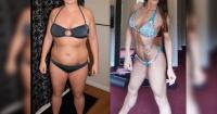 Perdió varios kilos para sorprender a su marido y él increíblemente le pidió el divorcio