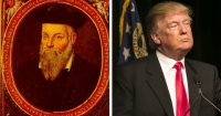 La inquietante profecía de Nostradamus que advierte catastróficas consecuencias con Trump en la presidencia