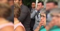 Estaba a punto de casarse y tuvo una inesperada reacción por la que muchos se burlan
