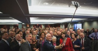 La extraña selfie del Partido Republicano que tiene a Estados Unidos dividido