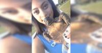 Esta chica se ganó el odio de Internet por hacer algo realmente estúpido y cruel con esta tortuga