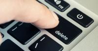 Con un solo click puedes eliminar todo tu rastro de Internet