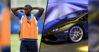 Hizo trizas su Lamborghini en un accidente pero no le importó por esta envidiable razón