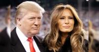 """El """"desnudo lésbico"""" de Melania Trump que se está robando la atención mundial"""